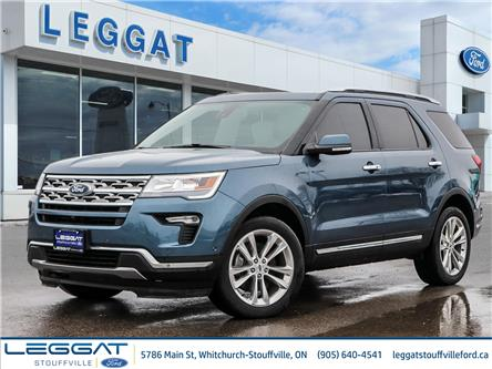 2019 Ford Explorer Limited (Stk: U5492) in Stouffville - Image 1 of 30