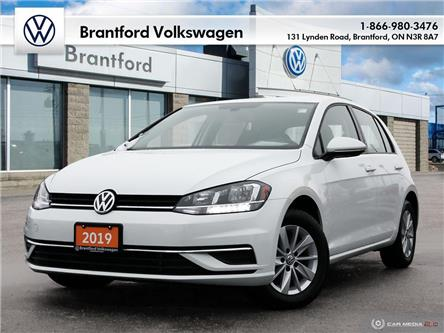2019 Volkswagen Golf 1.4 TSI Comfortline (Stk: P34026) in Brantford - Image 1 of 25