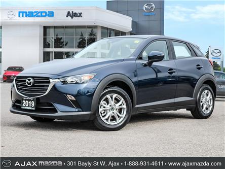 2019 Mazda CX-3 GS (Stk: 19-1510) in Ajax - Image 1 of 28