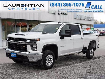 2020 Chevrolet Silverado 2500HD LT (Stk: BC0094) in Sudbury - Image 1 of 31