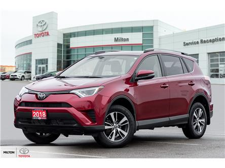 2018 Toyota RAV4 LE (Stk: 506276A) in Milton - Image 1 of 21