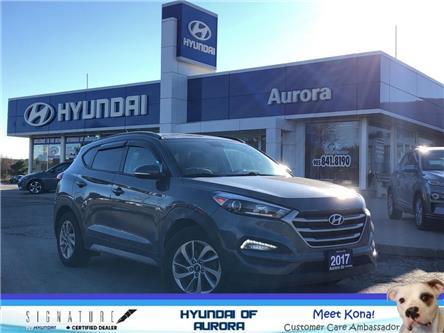 2017 Hyundai Tucson  (Stk: 223201) in Aurora - Image 1 of 23