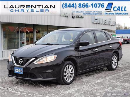 2016 Nissan Sentra 1.8 SV (Stk: 20151A) in Sudbury - Image 1 of 27