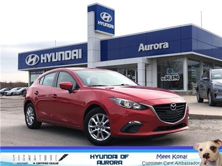 2014 Mazda Mazda3 Sport GS-SKY (Stk: 224091) in Aurora - Image 1 of 24