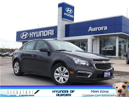 2016 Chevrolet Cruze Limited  (Stk: 224061) in Aurora - Image 1 of 20