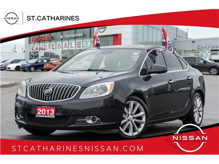 2013 Buick Verano Leather Package (Stk: SSP361A) in St. Catharines - Image 1 of 21