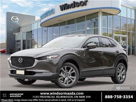 2021 Mazda CX-30 GT (Stk: X31953) in Windsor - Image 1 of 23