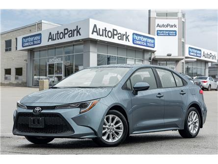 2020 Toyota Corolla LE (Stk: ) in Mississauga - Image 1 of 21