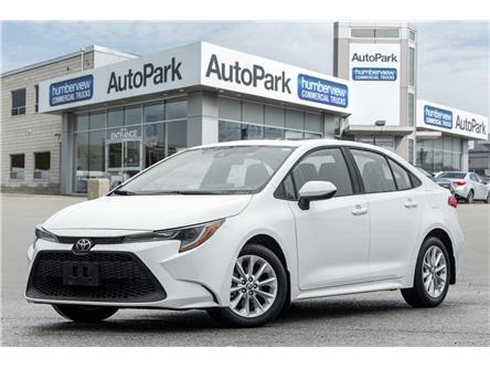 2020 Toyota Corolla LE (Stk: APR7632) in Mississauga - Image 1 of 21