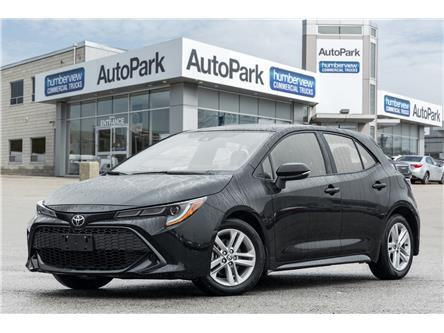 2019 Toyota Corolla Hatchback Base (Stk: ) in Mississauga - Image 1 of 20