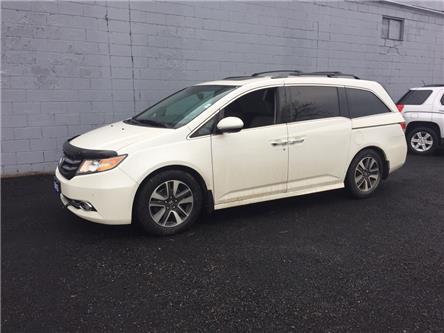 2015 Honda Odyssey Touring (Stk: 3047) in Belleville - Image 1 of 13