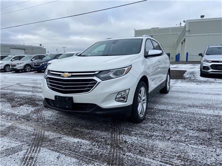 2021 Chevrolet Equinox Premier (Stk: M109) in Thunder Bay - Image 1 of 20