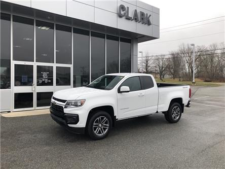2021 Chevrolet Colorado WT (Stk: 21007) in Sussex - Image 1 of 14