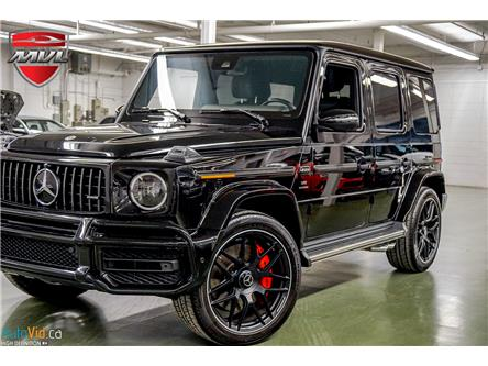 2020 Mercedes-Benz AMG G 63 Base (Stk: ) in Oakville - Image 1 of 35