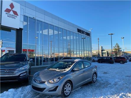 2016 Hyundai Elantra GLS (Stk: BM3810) in Edmonton - Image 1 of 24