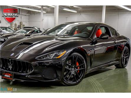 2018 Maserati GranTurismo MC (Stk: ) in Oakville - Image 1 of 34