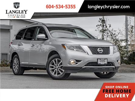 2014 Nissan Pathfinder SL (Stk: M508251A) in Surrey - Image 1 of 24