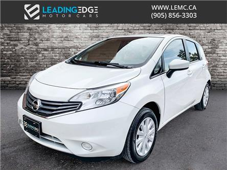 2015 Nissan Versa Note 1.6 S (Stk: 18557) in King - Image 1 of 14