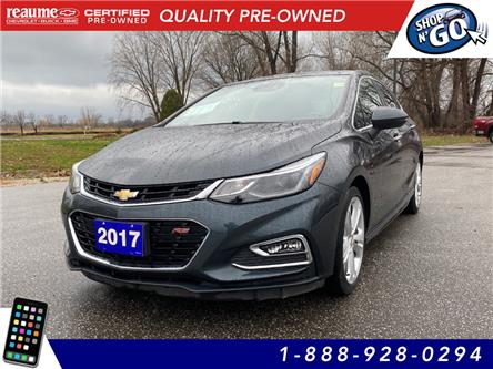 2017 Chevrolet Cruze Hatch Premier Auto (Stk: L-4412) in LaSalle - Image 1 of 27