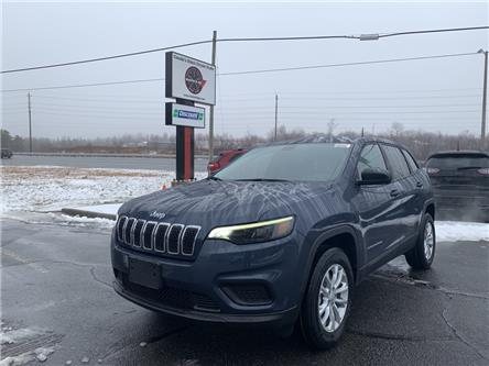 2021 Jeep Cherokee Sport (Stk: 6679) in Sudbury - Image 1 of 19