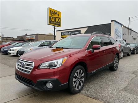 2016 Subaru Outback 3.6R Limited Package (Stk: ) in Etobicoke - Image 1 of 25
