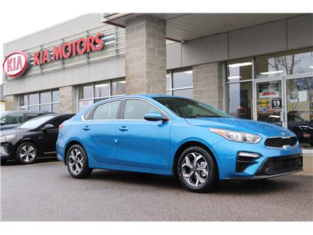 2021 Kia Forte EX (Stk: 98568) in Cobourg - Image 1 of 23
