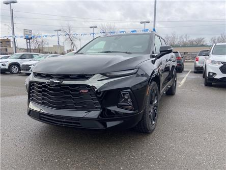 2021 Chevrolet Blazer RS (Stk: M118) in Thunder Bay - Image 1 of 22