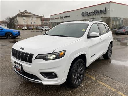 2021 Jeep Cherokee Limited (Stk: 21-045) in Ingersoll - Image 1 of 21