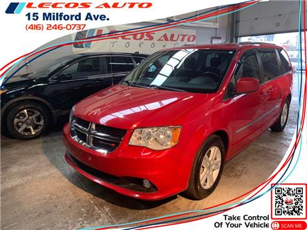 2013 Dodge Grand Caravan Crew (Stk: 572669) in Toronto - Image 1 of 9