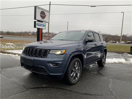 2021 Jeep Grand Cherokee Limited (Stk: 6668) in Sudbury - Image 1 of 21