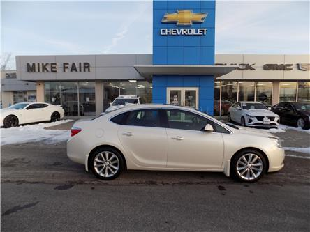 2015 Buick Verano Leather (Stk: 21024A) in Smiths Falls - Image 1 of 16