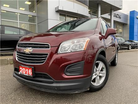 2016 Chevrolet Trax LT (Stk: B347749A) in Newmarket - Image 1 of 28