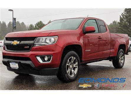 2017 Chevrolet Colorado Z71 (Stk: 1130A) in Huntsville - Image 1 of 8