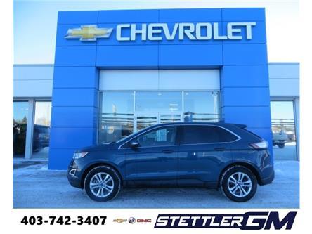 2016 Ford Edge SEL (Stk: 18235C) in STETTLER - Image 1 of 19