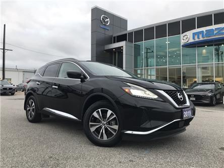 2019 Nissan Murano SV (Stk: UM2491) in Chatham - Image 1 of 22