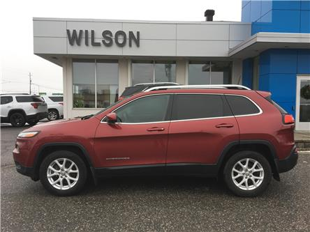 2016 Jeep Cherokee North (Stk: 21093A) in Temiskaming Shores - Image 1 of 21