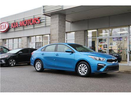 2021 Kia Forte LX (Stk: 98312) in Cobourg - Image 1 of 21