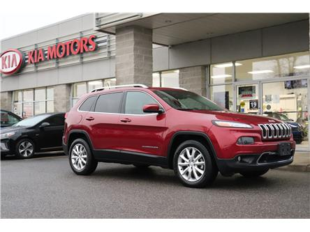 2015 Jeep Cherokee Limited (Stk: 91024) in Cobourg - Image 1 of 24