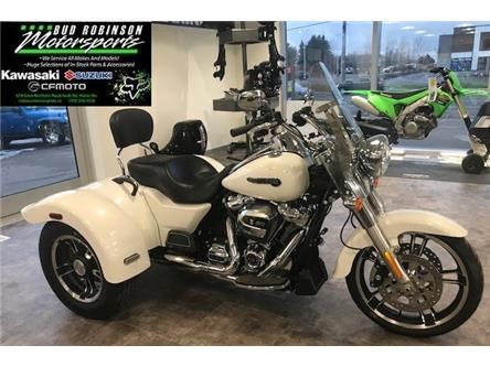 2019 Harley-Davidson FREEWHEELER FLRT ABS 114 ABS (Stk: ) in Sault Ste. Marie - Image 1 of 14