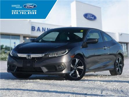 2016 Honda Civic Touring (Stk: T202245A) in Dawson Creek - Image 1 of 19