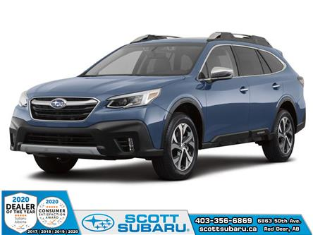 2020 Subaru Outback Premier (Stk: 186989) in Red Deer - Image 1 of 10