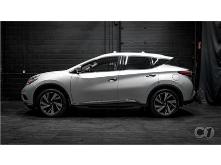 2017 Nissan Murano Platinum (Stk: CT20-677) in Kingston - Image 1 of 43