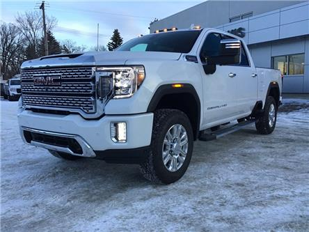 2021 GMC Sierra 3500HD Denali (Stk: 222297) in Brooks - Image 1 of 20