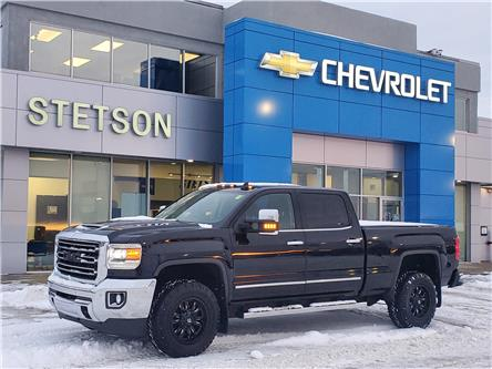 2019 GMC Sierra 3500HD SLT (Stk: 21-032A) in Drayton Valley - Image 1 of 15