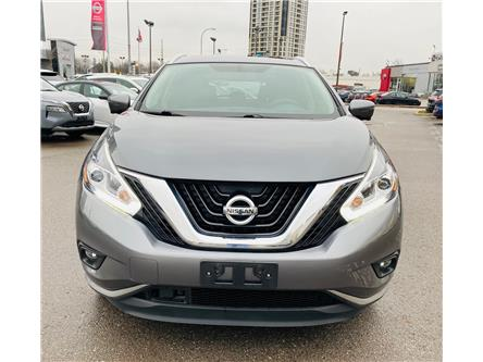 2017 Nissan Murano Platinum (Stk: N983A) in Thornhill - Image 1 of 18