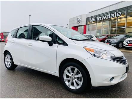 2016 Nissan Versa Note 1.6 SL (Stk: N1206A) in Thornhill - Image 1 of 17