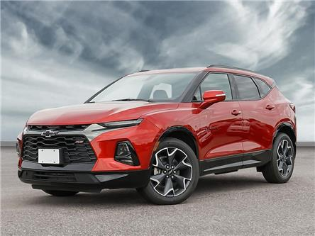2021 Chevrolet Blazer RS (Stk: T1B005T) in Mississauga - Image 1 of 23