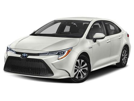 2021 Toyota Corolla Hybrid  (Stk: N23120) in Goderich - Image 1 of 9