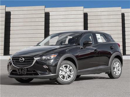 2021 Mazda CX-3 GS (Stk: 21640) in Toronto - Image 1 of 23