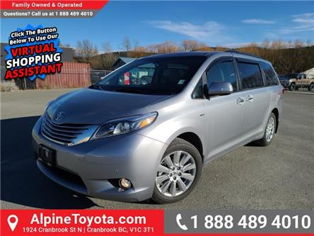 2017 Toyota Sienna  (Stk: S249302A) in Cranbrook - Image 1 of 25